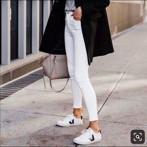 NWOT Topshop White Jamie Skinny Jeans